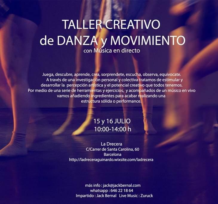 Taller Creativo de Danza y Movimiento - pic0