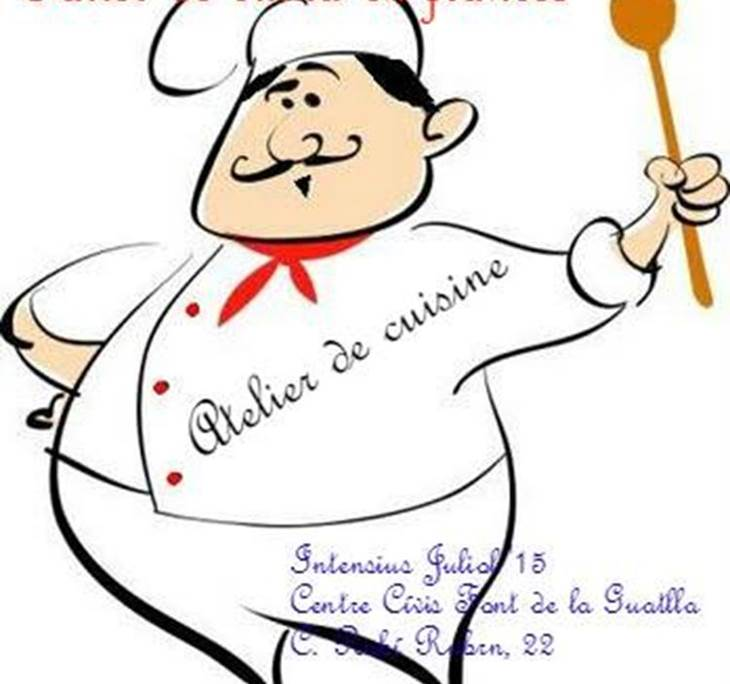 Taller de cocina en franc s 3 d as 6 horas ma anas uolala for Cocinar en frances