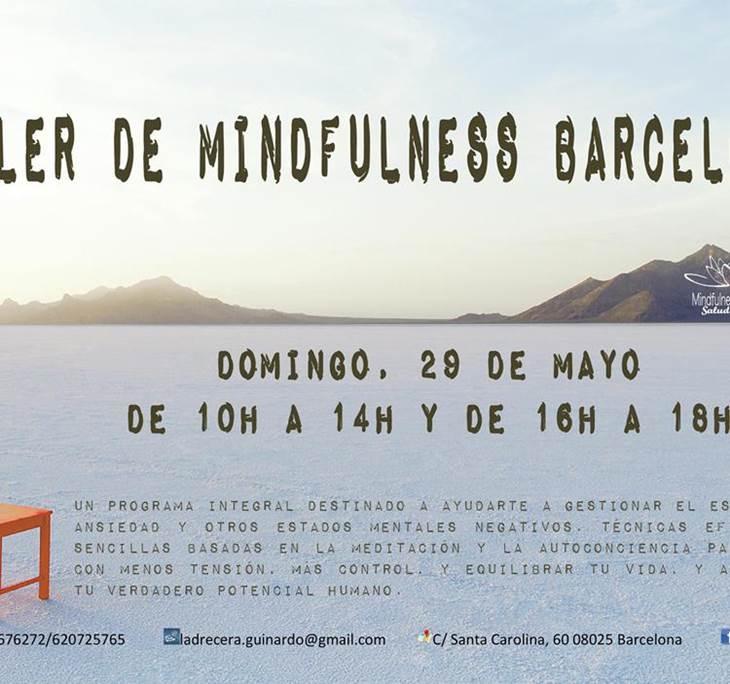 Taller de mindfulness Barcelona - pic0
