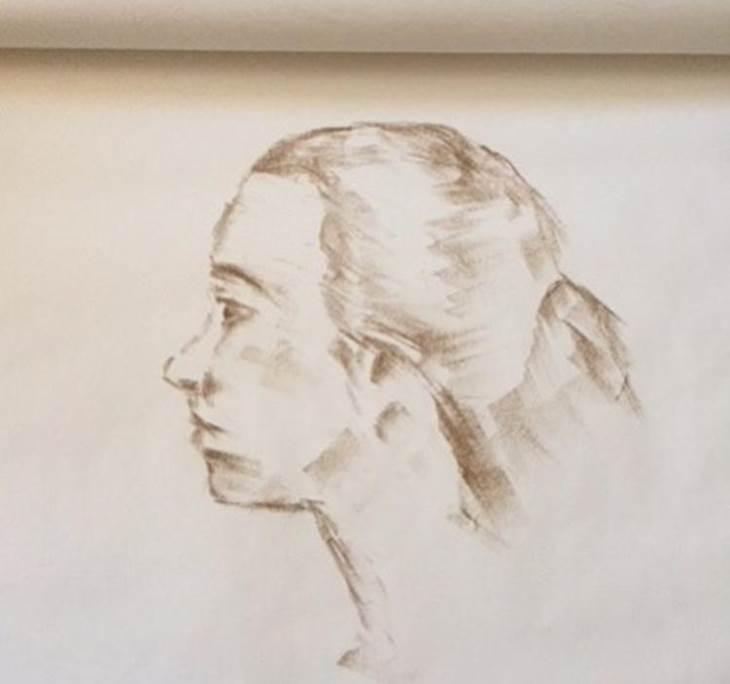 Taller de retrato.Dibujando rostros y expresiones - pic1