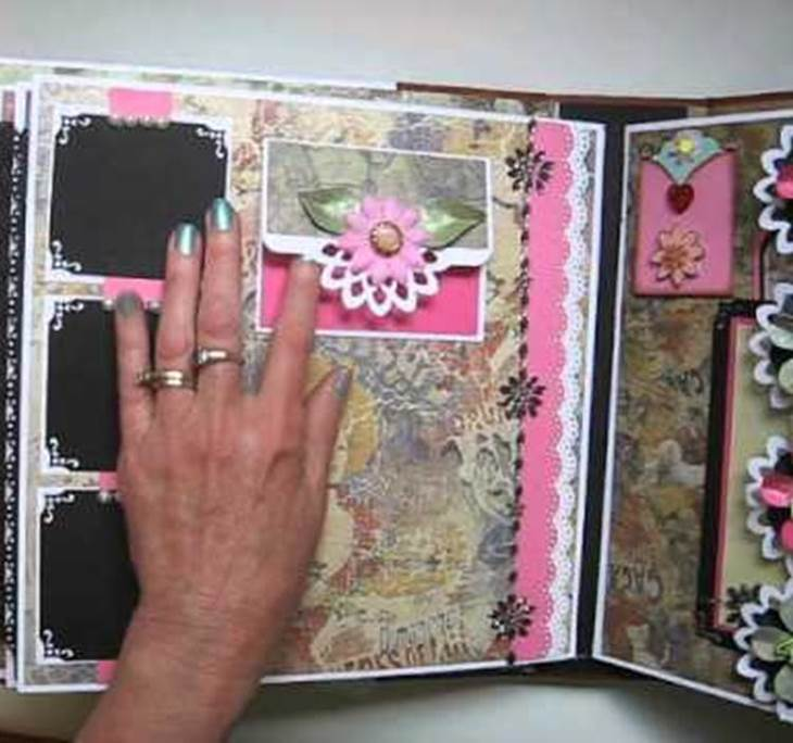 Taller de scrapbook: Álbum grande - pic0