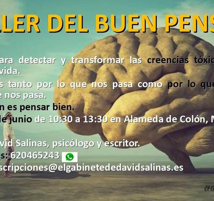 TALLER DEL BUEN PENSAR - pic0