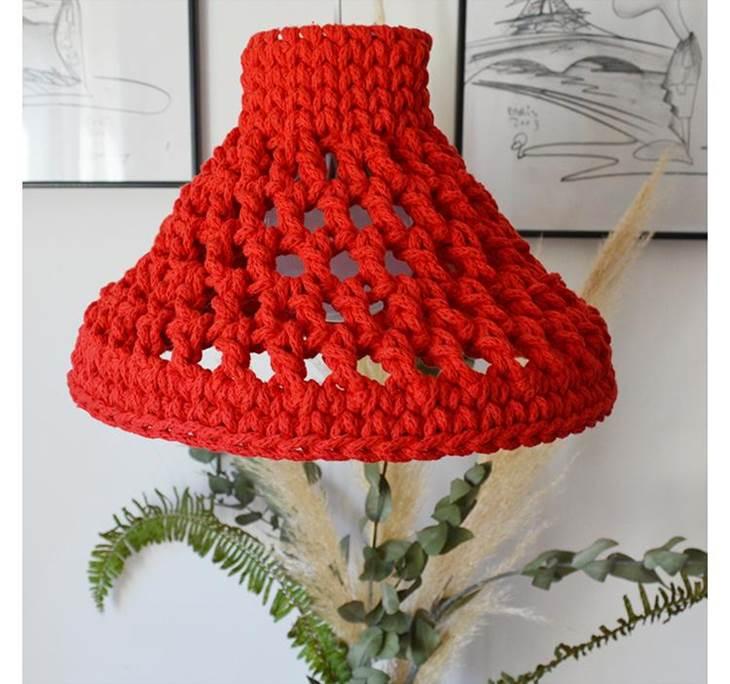 Taller para hacer tu propia lámpara de ganchillo - pic0