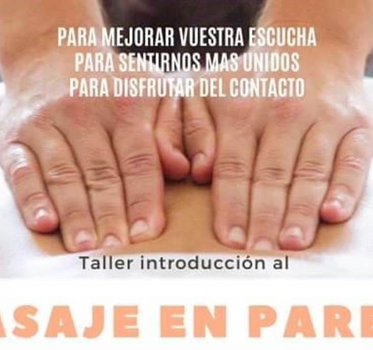 Taller introducción al masaje en pareja - pic0
