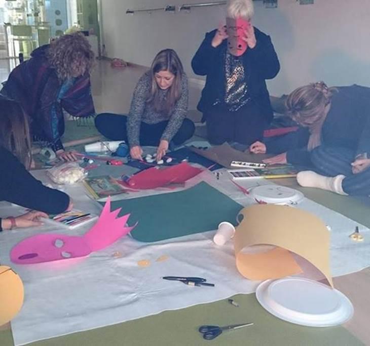 taller introductorio a la terapia Gestalt - pic0