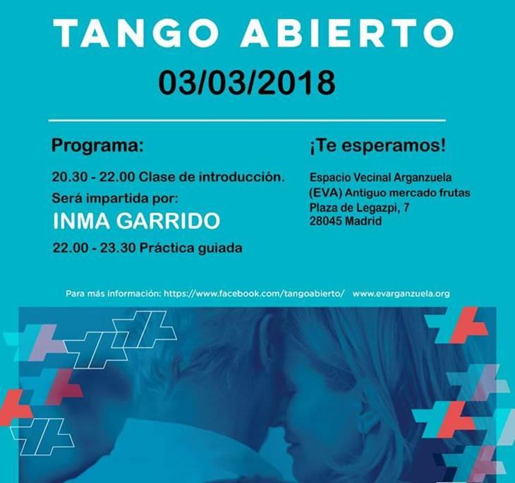 TANGO GRATIS: Clase + Práctica - pic1