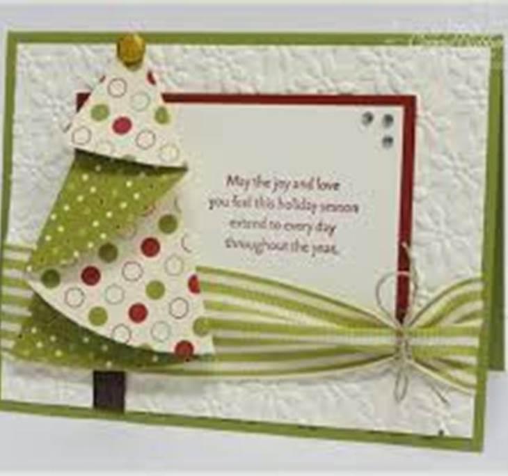 taller tarjetas navide as hechas a mano scrap uolala