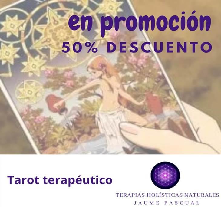 Tarot terapéutico en promoción 50% Descuento - pic0