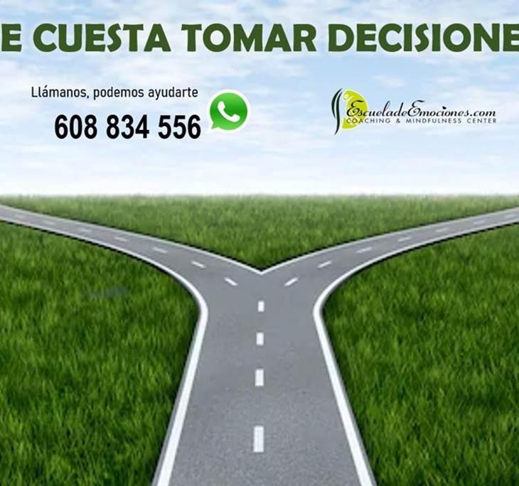 ¿Te cuesta tomar decisiones? - confirmación previa - pic0