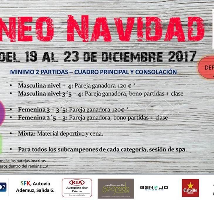 TORNEO DE PADEL NAVIDAD SFK - pic0