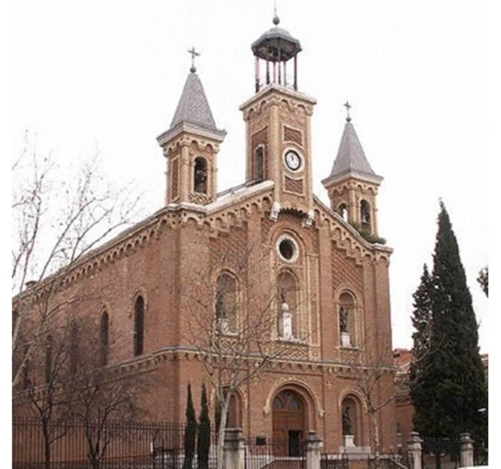 ARQUITECTURA NEOMUDEJAR EN MADRID I - pic0