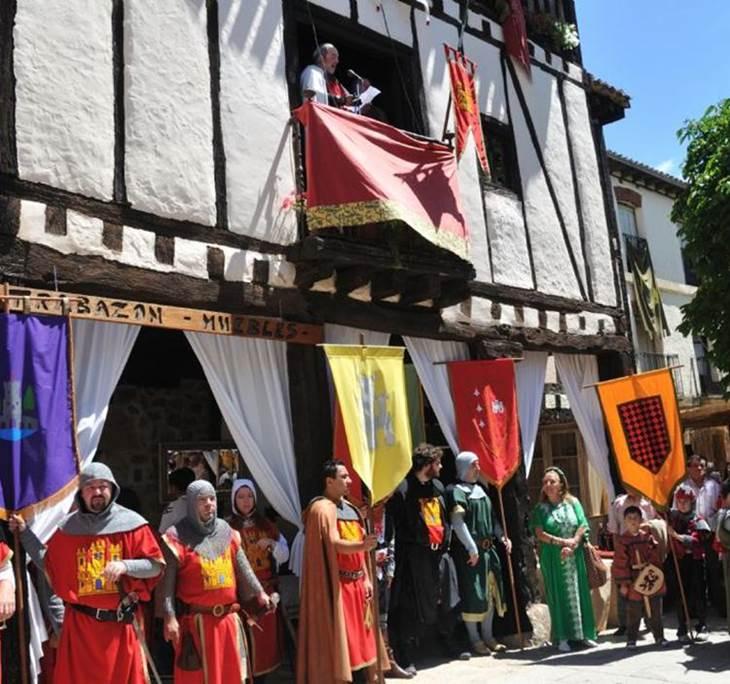 Mercado medieval Covarrubias y Edades del Hombre - pic0