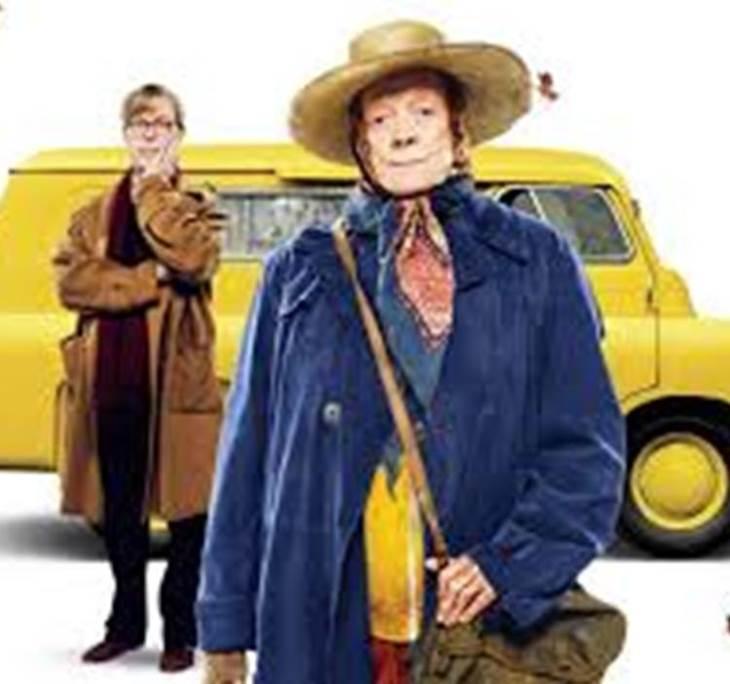 Vermut de cine - The Lady in the Van - pic0