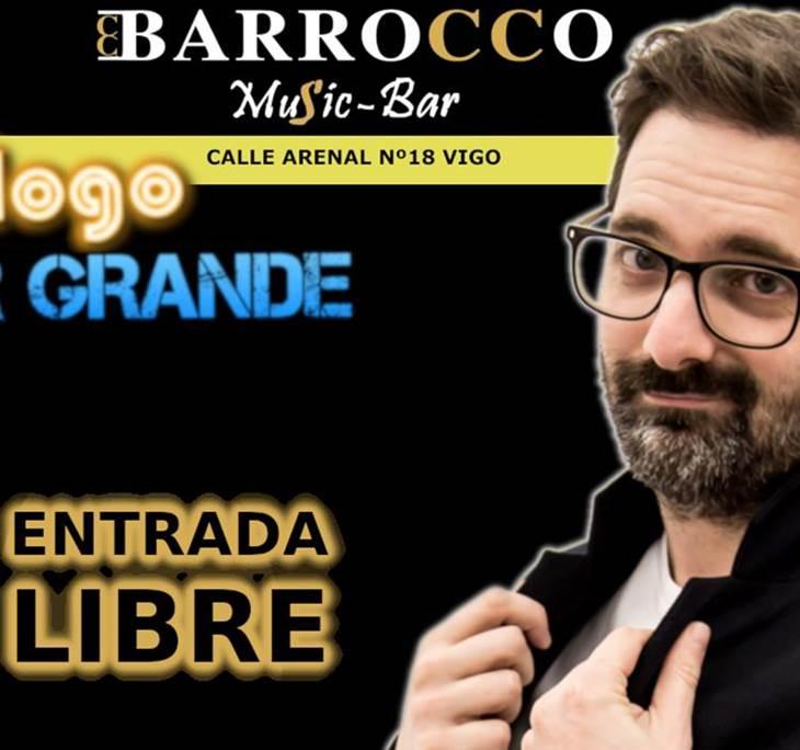 Victor Grande Noche de Humor en Vigo - pic0