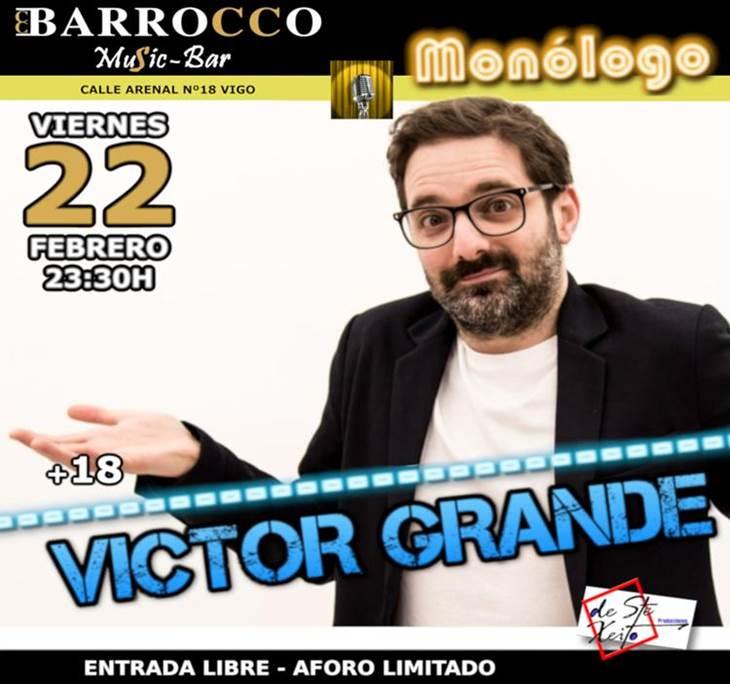 Victor Grande Noche de Humor en Vigo - pic1