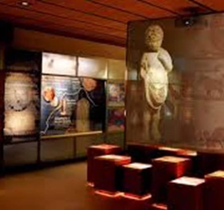 Visita al celler romà de Vallmora  (Teià, BCN) - pic1