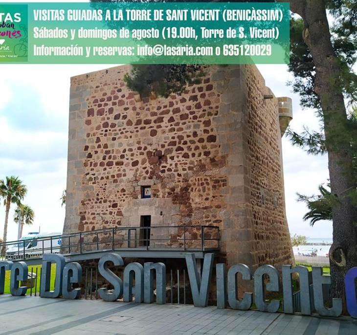 Visita guiada a la Torre de Sant Vicent - pic0