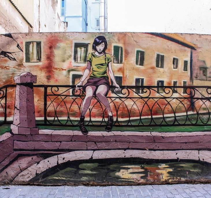 VISITA GUIADA: Arte Urbano - pic1