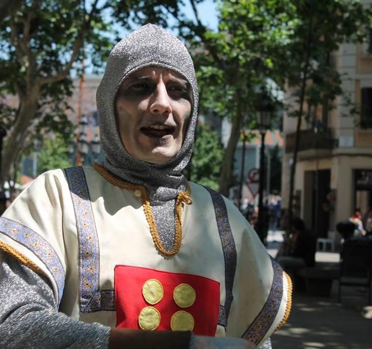 Visita guiada teatralizada por el Born medieval - pic0