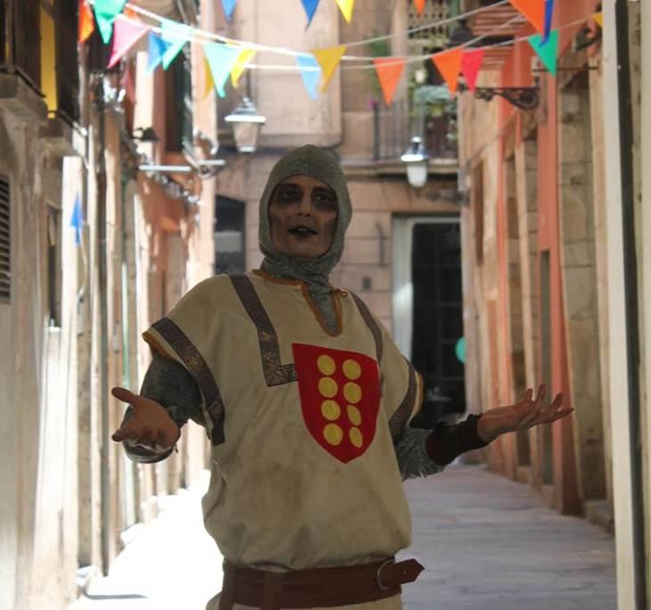 Visita guiada teatralizada por el Born medieval - pic1