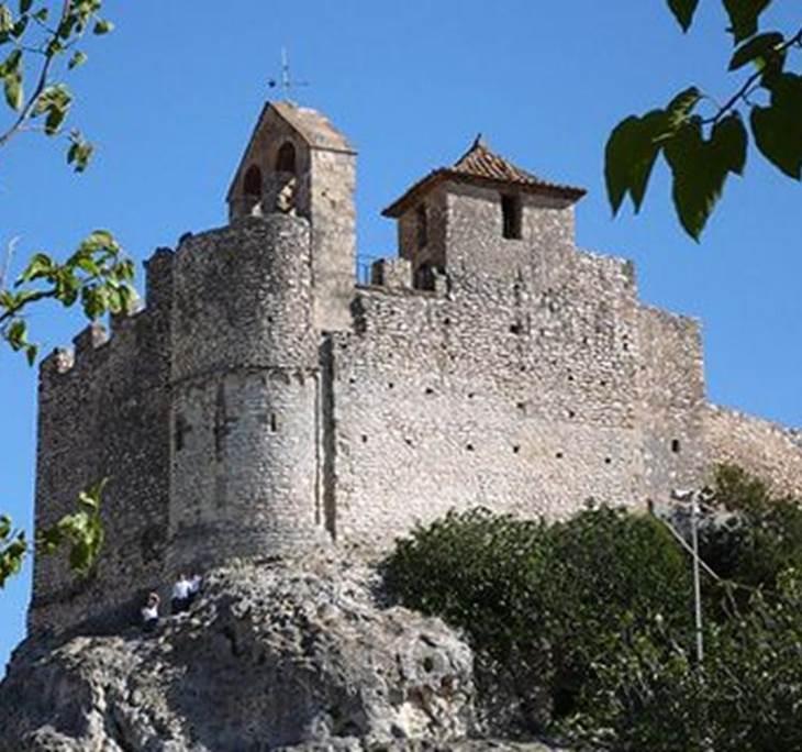 Visitamos el Castell de Calafell - pic0