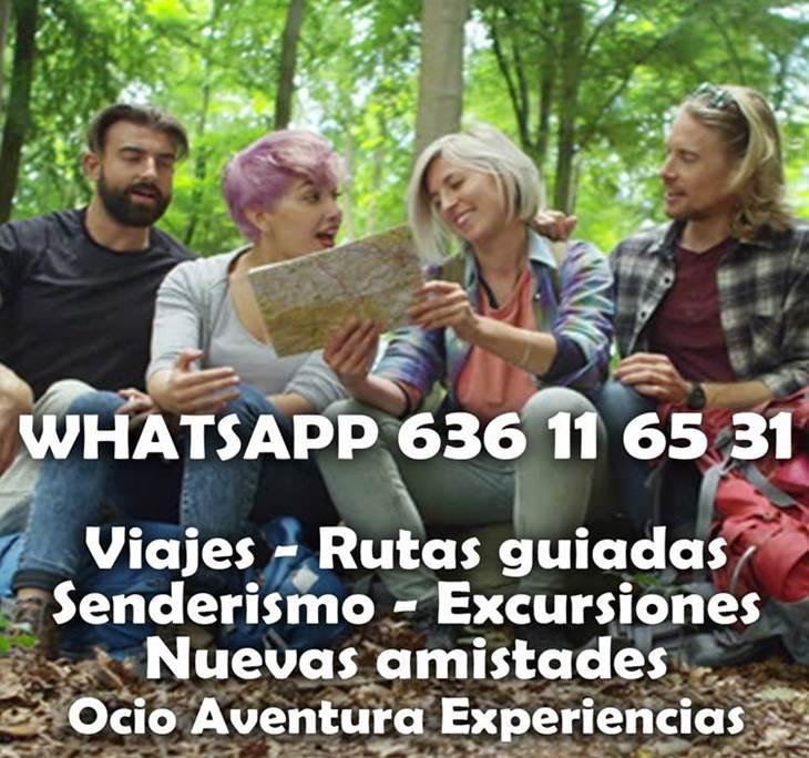 Lista Whatsapp Senderismo Viajes Excursiones Rutas - pic0
