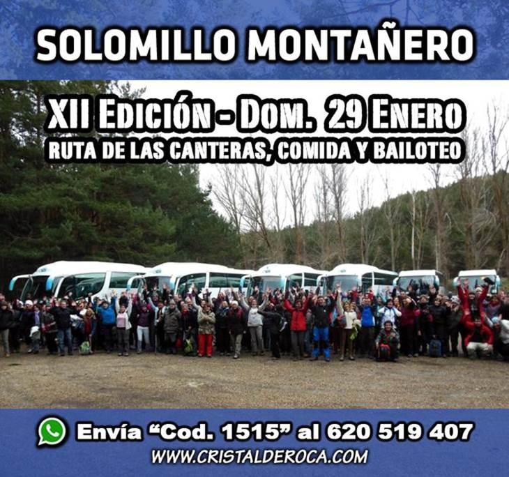 XII EDICIÓN DEL SOLOMILLO MONTAÑERO - pic0