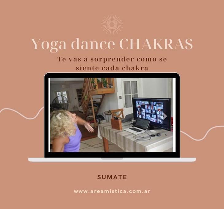 Yoga Dance Chakras con 30 Personas. - pic0