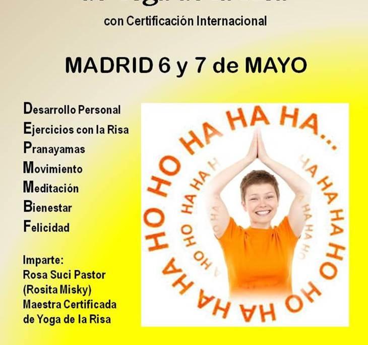 Monitor de Yoga de la Risa con Certificación - pic0