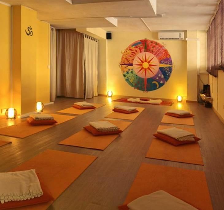 Yoga en vacaciones - Clase de auto-práctica - pic0