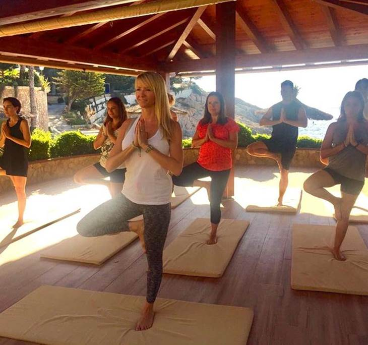 Yoga, Mindfulness, Mar y Naturaleza - pic3
